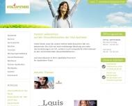 Bild Webseite Vital Apotheke im Sky Markt Kiel