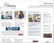 Markus Apotheke in Bremen Horn - Arzneien, Naturheilmittel, Haus- und Reiseapotheke, Lieferservice