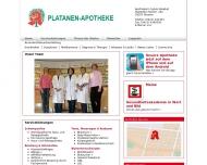 Bild Platanen-Apotheke