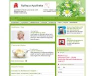 Bild Webseite Rathaus-Apotheke Frankenberg (Eder)