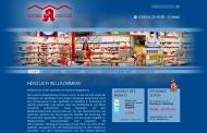 Bild Webseite Apotheke im Kaufland Magdeburg