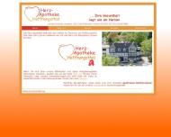Bild Webseite Herz-Apotheke Hoffnungsthal Rösrath