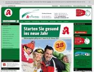 Website Kur-Apotheke