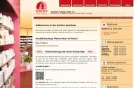 Bild Webseite  Pirmasens