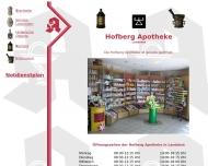 Bild Hofberg-Apotheke