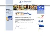 Bild Webseite  Burgau