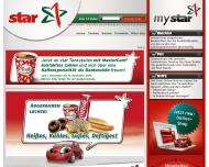 Bild Webseite Star Köln