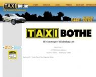 Bild Bothe Taxi und Mietwagen