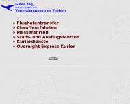 Bild Theisen Vermittlungszentrale Flughafenzubringer