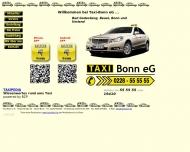 Bild Taxi Bonn eG