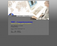 Website MBT Computer Systeme