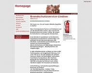 Website Brandschutzservice-Lindner