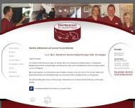 Website Kleintierpraxis Dr. Martin Pape