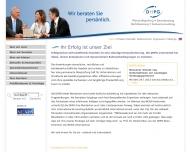 Website DHPG Rechtsanwälte Wirtschaftsprüfer Steuerberater