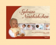 Website Sylvias Nesthäkchen