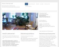 Bild Webseite  Ravensburg