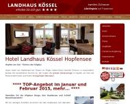 Bild Hotel Landhaus Kössel Hopfen am See