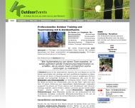 Bild K-OutdoorEvents - Teamtraining - Erlebnispädagogik - Outdoor Trainings
