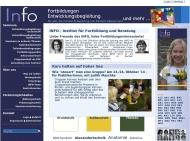 Bild INFO Institut für Fortbildung und Beratung