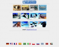 Website Kinetronics Europe