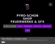 Website PYRO-SCHOB