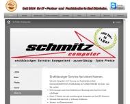 Bild Webseite  Bad Dürrheim