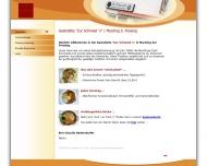 Website Zur Schmied'n