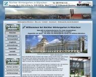 Website Nüchter-Wintergarten