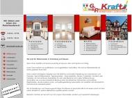 Website G. u. P. Kraft