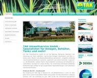 Bild TAK-Umweltservice GmbH