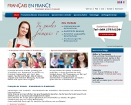 Website Français en France