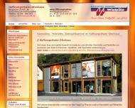 Bild Webseite Hoffnungsthaler Ofenhaus - Wielpütz Rösrath