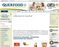 Website QUERFOOD