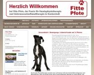 Bild Fitte Pfote, Praxis für Hundephysiotherapie