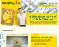 Bild Pickens Selfstorage - Ihr Lagerhaus - Hamburg Wandsbek