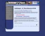 Bild Anhänger- & Maschinenverleih