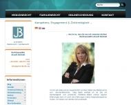 Website Jurist-Berlin