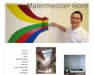 Bild Malermeister Horn