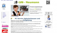 Website CSB-Service