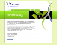 Bild Webseite Alternavita Naturheilpraxis Düsseldorf