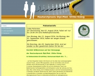 Bild Webseite  Hohenstein-Ernstthal