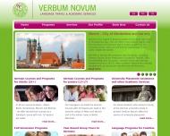 Bild Verbum Novum GmbH - Sprachschule