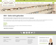 Website Brillen-Rottler Brilon