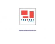 Bild Webseite tec4net IT-Solutions München
