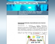 Website Hypnosepraxis Toralf Büsch  - Heilpraktiker Psychotherapie