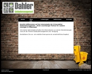 Website Dahler Gebäudemanagement