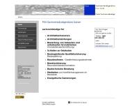 Website PSV-Sachverständigenbüro Kaiser