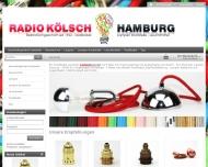Bild Textilkabel Online Shop Radio Kölsch