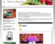 Website Manus Masche Handarbeitsbedarf