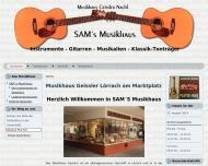 Bild Musikhaus Geissler